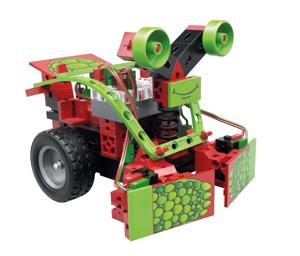 Set constructie ROBOTICS Mini Bots 3