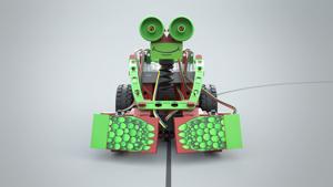 Set constructie ROBOTICS Mini Bots 4