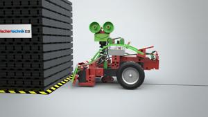 Set constructie ROBOTICS Mini Bots 5