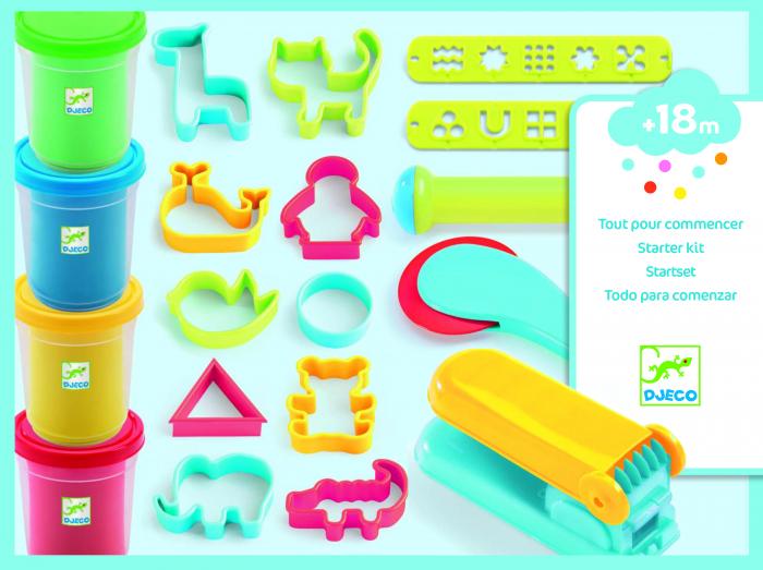Set modelaj plastelina 0