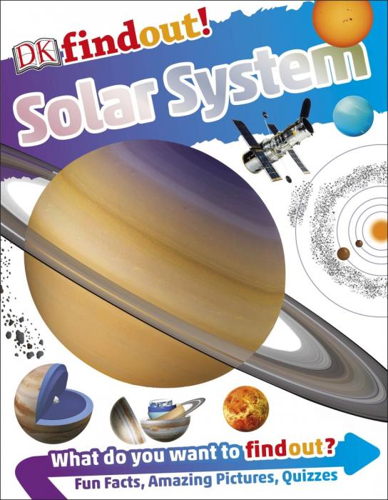 Solar System DKfindout 0