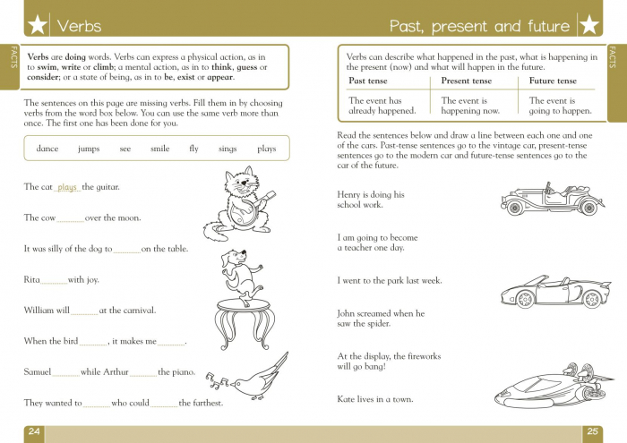 Spelling, Punctuation and Grammar Made Easy Ages 5-7 Key Stage 1 [2]