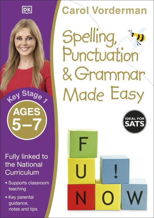 Spelling, Punctuation and Grammar Made Easy Ages 5-7 Key Stage 1 [0]