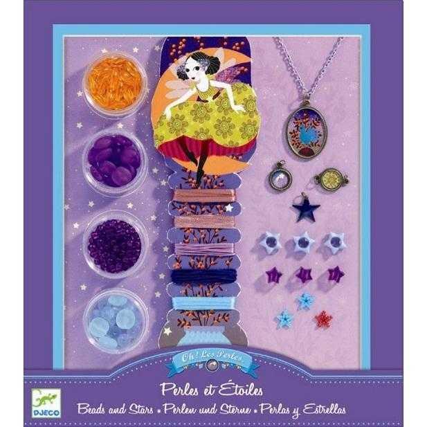 Set de confectionat bijuterii stele 0