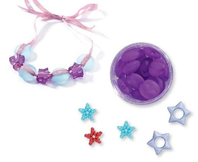 Set de confectionat bijuterii stele 1