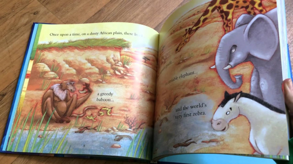 Stories from around the world for little children 1