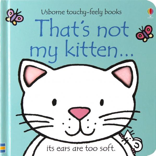 That's Not My Kitten 0
