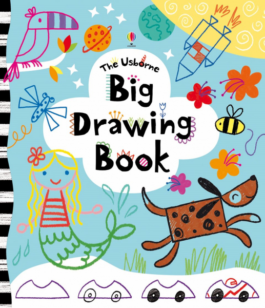 big drawing book 0