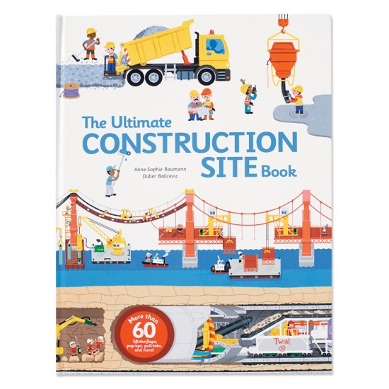 The ultimate construction site book 0