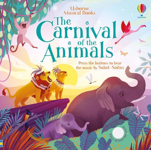 The Carnival of animals - carte sonoră [0]