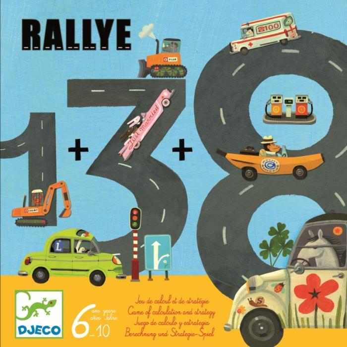 Trasee si kilometri Rallye 0
