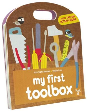 My first toolbox - carte cu activitati de constructie si bricolaj [0]