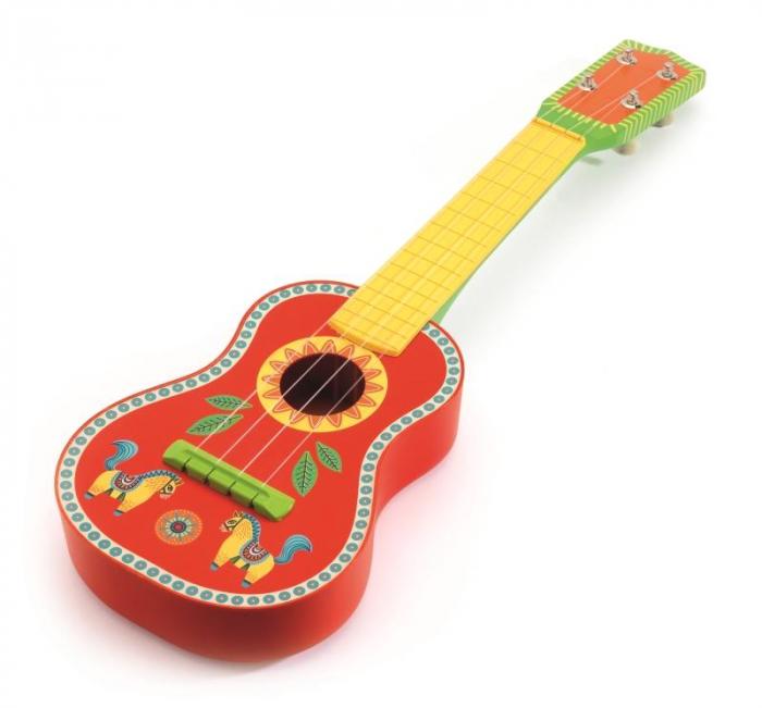 Ukulele (chitara mica) 0
