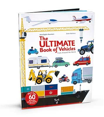 ultimate vehicles book 0