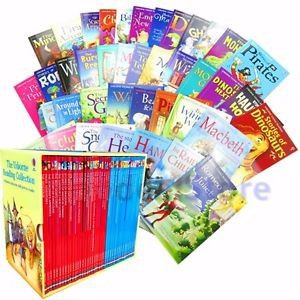 The Usborne Reading Collection 40 books 1