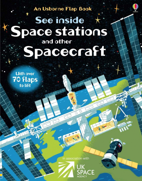 See inside space stations and other stations 0