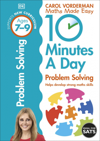 10 Minutes a Day Problem Solving Ages 7-9 Key Stage 20