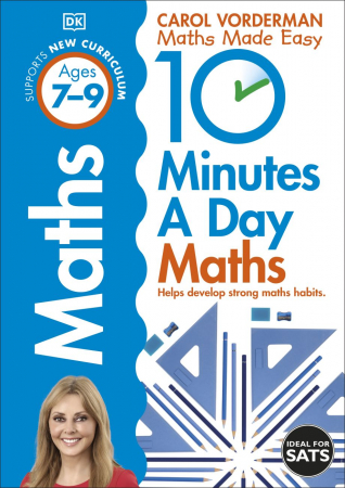 10 Minutes a Day Maths Ages 7-9 Key Stage 20