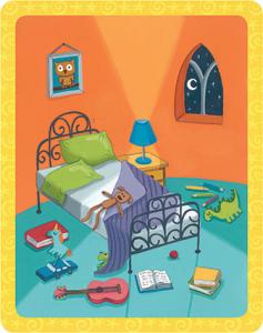 Build-a-Story Cards: Magical Castle [1]