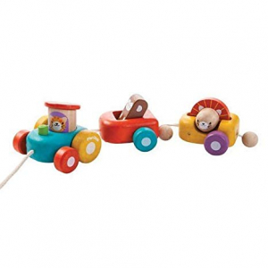Happy Engine - trenulet cu figurine0