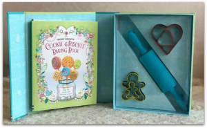 Cookie and biscuit baking kit [1]