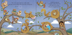 Baby's bedtime music book2