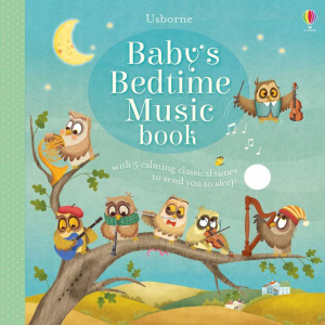 Baby's bedtime music book0