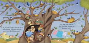 Baby's bedtime music book1