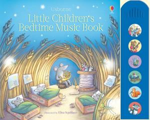 Little children's bedtime music book0