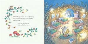 Little children's bedtime music book2