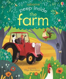 Peep inside the farm0