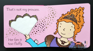 That's not my princess Touchy-feely1