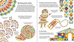 African Patterns to colour1