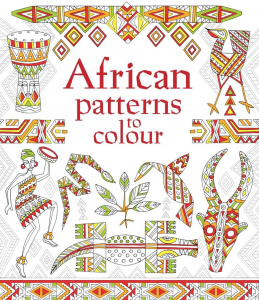 African Patterns to colour [0]