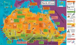 World Atlas Sticker Book3