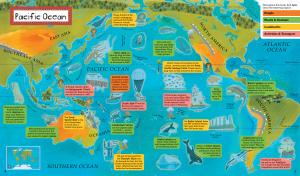 World Atlas Sticker Book2