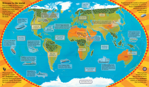 World Atlas Sticker Book1