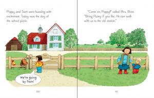 Poppy and Sam Animal Stories1