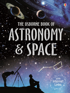 Book of astronomy and space0