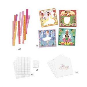 Atelier creativ cu hârtie plisată dansatoare [1]