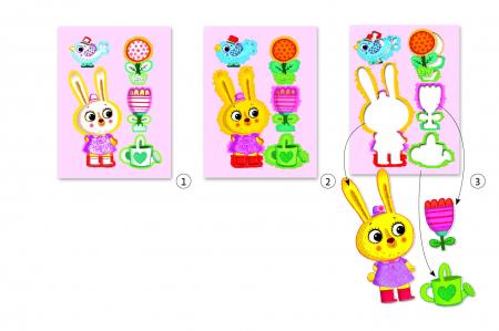 Atelier de desen pentru copii iepuras [2]