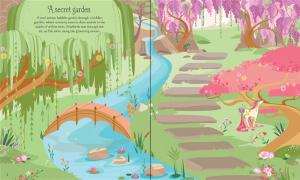 Puzzle si carte Unicorni1