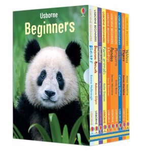Beginners Animals Boxset set 10 carti despre animale0
