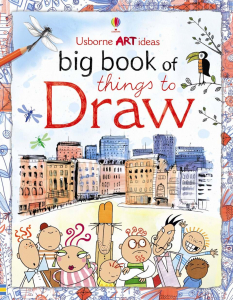 Big Book of Things to Draw0