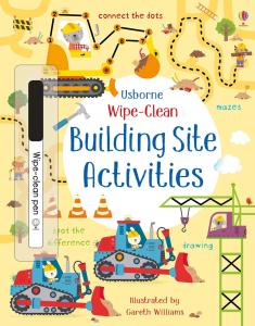 Building sites Wipe clean activities0