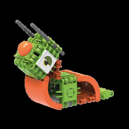 Set de construit Clicformers- Craft verde 25 de piese1