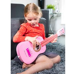 Chitara roz1