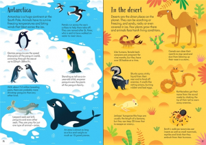 Animals of the world - Book and jigsaw [2]