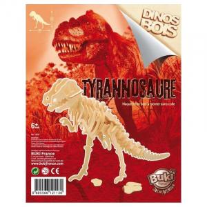 Dinozaur din lemn (diverse modele)5