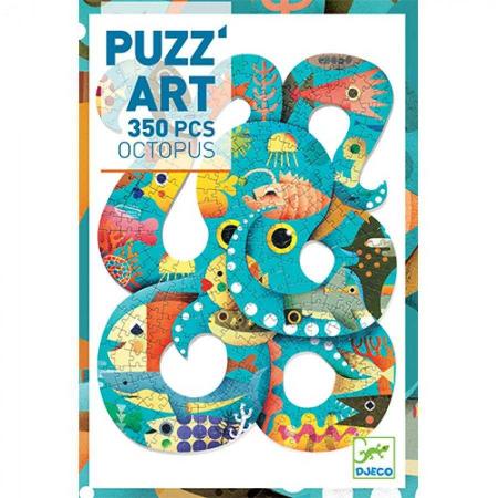 Puzzle Octopus 350 piese0